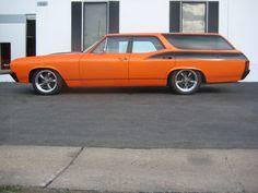 229 best chevelle wagon images station wagon chevrolet malibu rh pinterest com