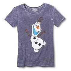 Olaf Graphic Tee Gray http://www.target.com/p/olaf-graphic-tee-gray/-/A-16666622#prodSlot=large_3_12