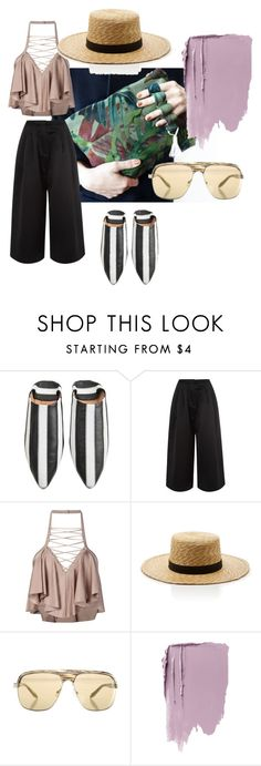 It's not about summer by katkat-cdlii on Polyvore featuring Balmain, Edit, Acne Studios, Janessa Leone and Linda Farrow Linda Farrow, Acne Studios, Balmain, Shoe Bag, Polyvore, Summer, Shopping, Collection, Design