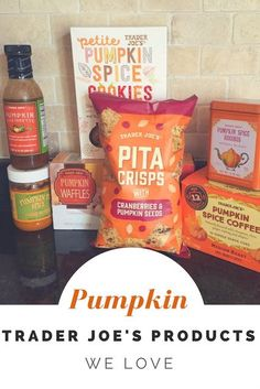 It's finally Fall and one of my favorite things is all of the pumpkin products. Trader Joe's has an excellent selection of seasonal pumpkin foods. This list is a review of pumpkin everything! Check out the list of Pumpkin Trader Joe's Products We Love!