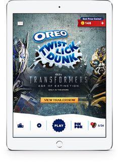 Oreo: game marketing case study