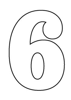 number 9 cake template - print on a4 paper for numbers suitable for soccer football