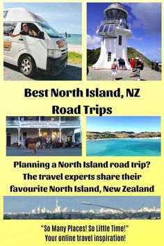 Planning a road trip on New Zealand's North Island. We asked the travel experts to help you by sharing their favourite North Island Road Trips to give you some ideas and practical tips. New Zealand Itinerary, New Zealand Travel Guide, Visit Australia, Australia Travel, Road Trip Hacks, Road Trips, Travel Themes, Travel Destinations, Travel Magazines