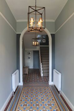 French Countryside, Or Antique, Staircases, Entrance, Indoor, Lights, Mirror, Design, Home Decor
