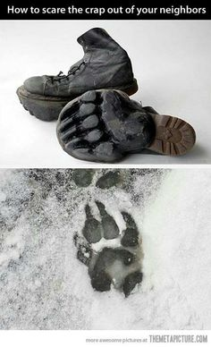 Oooo awesome! I could have SO much fun with a pair of these :9