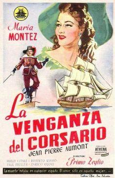 La venganza del corsario (1951) tt0044182 PP Cinema, Vintage Movies, Movie Theater, Action Movies, In Hollywood, Baseball Cards, Movie Posters, Divas, Decor