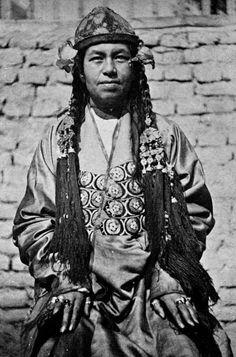 Femme turque de Khotan.