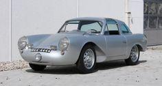 1954 Glöckler-Porsche 356 - Coupe