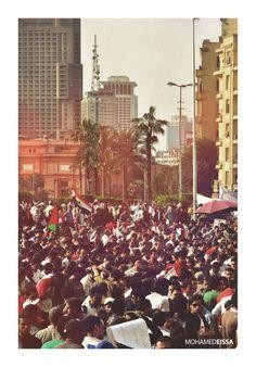EYE ON EGYPT REVOLUTION [APRIL/2011] by Mohamed Eissa, via Behance