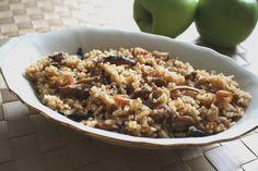 油飯- I like my mom's version, but I can also try this version to see what it tastes like.