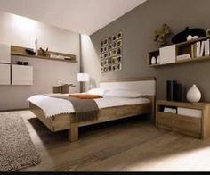 #design #interior #interieur #black #zwart #grey #grijs #brown #bruin #wood #hout #color #kleur #beautiful #mooi #quality #kwaliteit #nice #quality #time #ontspannen #relaxing #amazing #fris #fresh #rustgevend #restful #slaapkamer #StudioInterio #SI