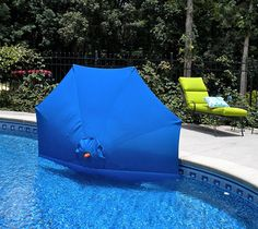 Get The Right Weight Patio Umbrella Base To Prevent This :)