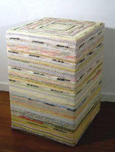 1990s Crochet Artist Bill Davenport