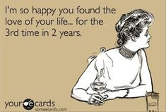 Or is it 7th time in 3 years? Ever think there is a common fault in your inability to be loyal and in a relationship?