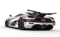 Koenigsegg One 1, sports car, hypercar, supercars, Koenigsegg