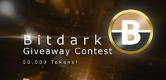 Bitdark Crowd Sale Starts on 15th of February!