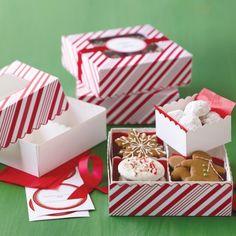 Embalagens de biscoitos