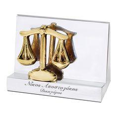 δώρα για δικηγόρο, δώρα για εγκαίνια, δώρα για δικηγορικό γραφείο, επιχειρηματικά δώρα, εταιρικά δώρα, δώρα για συνέδριο, ζυγαριά, σύμβολο διακιοσύνης, ζυγός, προσωποποιημένα δώρα, artistegifts