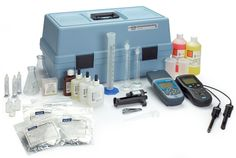 Hach Lange CEL Advanced Drinking Water Laboratory  The CEL Advanced Drinking Water Laboratory provides complete field capabilitities, with instrumentation and tests that cover every major drinking water parameter. Kit includes DR 900 Colorimeter, HQ40d Multi-meter, PHC201 pH probe (1 meter cable), and CDC401 conductivity probe.....  http://www.delagua.org/products/details/15521-Hach-Lange-CEL-Advanced-Drinking-Water-Laboratory