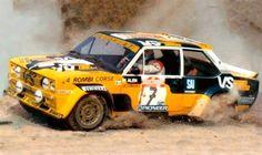 Marku Alen & Fiat 131