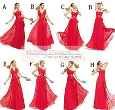 Bridesmaid dresses collection on eBay!