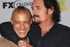 theo rossi and kim coates | Sons of Anarchy': Kim Coates and Theo Rossi on How To Not Die ...