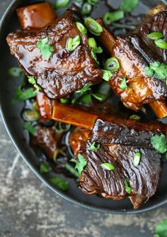 Beyond Sweet and Savory: Asian Braised Short Ribs