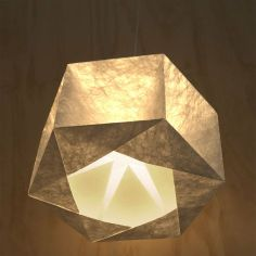 Origami Lamp #1 from Origami Design