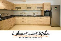 #IXINA #IXINAclara #IXINAkitchen #woodaccents #woodkitchen #germankitchens #modernkitchen  #kitchendesign #Lshapedkitchen  #kitchenfurniture #kitchenideas #kitchendecor #kitchengermandesign  #bucatarieIXINA #bucatariemoderna #ideidelaixina Modern, Kitchen Cabinets, Shapes, Furniture, Wood, Design, Inspiration, Home Decor, Biblical Inspiration