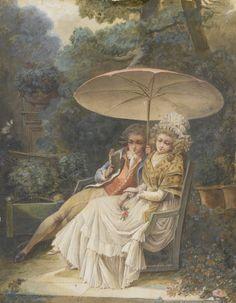 Nicolas Lavreince, Les harmonies de la nature