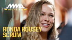 Ronda Rousey Fires Back at Arianny Celeste | MMA WMMA