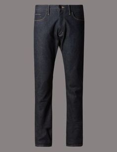 Big & Tall Slim Fit Stretch Jeans Big & Tall Jeans, Mens Big And Tall, Stretch Jeans, Just For You, Slim, London, Stylish, Fitness, Pants
