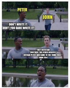 Crazy Funny Memes, Stupid Memes, Wtf Funny, Hilarious, Funny Stuff, Church Memes, Catholic Memes, Marvel Funny