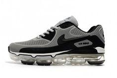 hot sale online f1ca8 b84e7 Off White X Nike Air Max 90 Gray Black www.kindsneaker.com