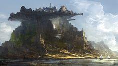 epic cliff