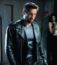 Leather Fashion, Leather Men, Leather Jackets, Scott Adkins, Urban Male, Bruce Lee, Good Looking Men, Martial Arts, Black Men