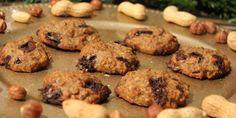 Rezept LowCarb Erdnussbutter Schoko Cookies - lowcarb-ketogen.de
