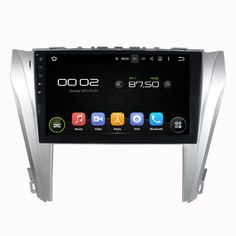 10.1 Android Car Radio Stereo for TOYOTA CAMRY 2014 2015 GPS navi android Car Video player with wifi mirror link