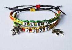 Best Friends Hemp Bracelets