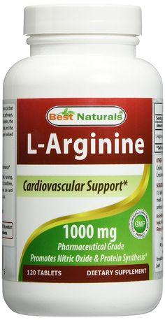 Best Naturals L-Arginine Tablet