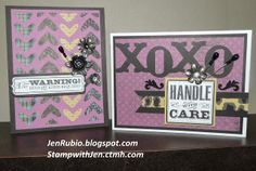 Scrapbook and Stamp with Jen Rubio - StampwithJen.ctmh.com: December Stamp of the Month Blog Hop!