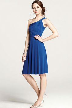 17 Cute & Affordable Bridesmaid Dresses #refinery29  http://www.refinery29.com/bridesmaid-dresses#slide6