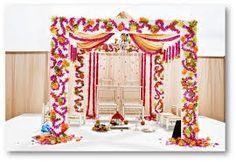 Image result for banana leaf marriage decoration