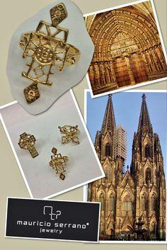 """Anillos Herencia """"Mauricio Serrano Jewelry"""""""