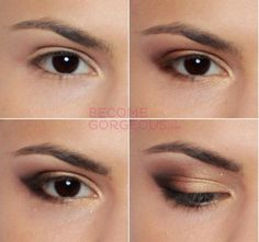 Best Ideas For Makeup Tutorials : Selena Gomez Cat Eye Makeup Steps Eye Makeup Steps, Eye Makeup Art, Simple Eye Makeup, Cute Makeup, Gorgeous Makeup, Natural Makeup, Maquillaje Selena Gomez, Selena Gomez Makeup, Make Up Looks