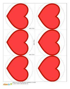 Valentine's Paper Chain