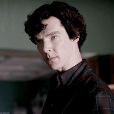 Sherlock in Tartan