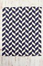 Herringbone Rug. not quite as big as I wanted, but a super inexpensive option. What do you think @Gina de Villiers Holmes