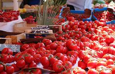 National Geographic's Top 10 food markets: 9) Cours Saleya in Nice, France
