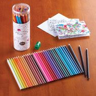 Coloring Pencils 36 Piece Set